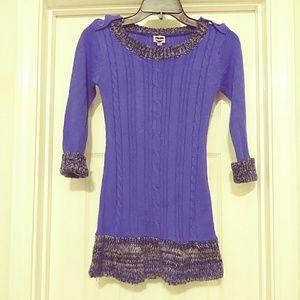 CHERRYSTYX girls Dresses - Girls Fall/Winter Sweater Dress